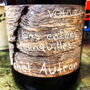 A stunning dry Vouvray from former doctor turned winemaker Michel Autran. This is as mineral-driven and swoon-worthy a Chenin Blanc as I've tasted to date.