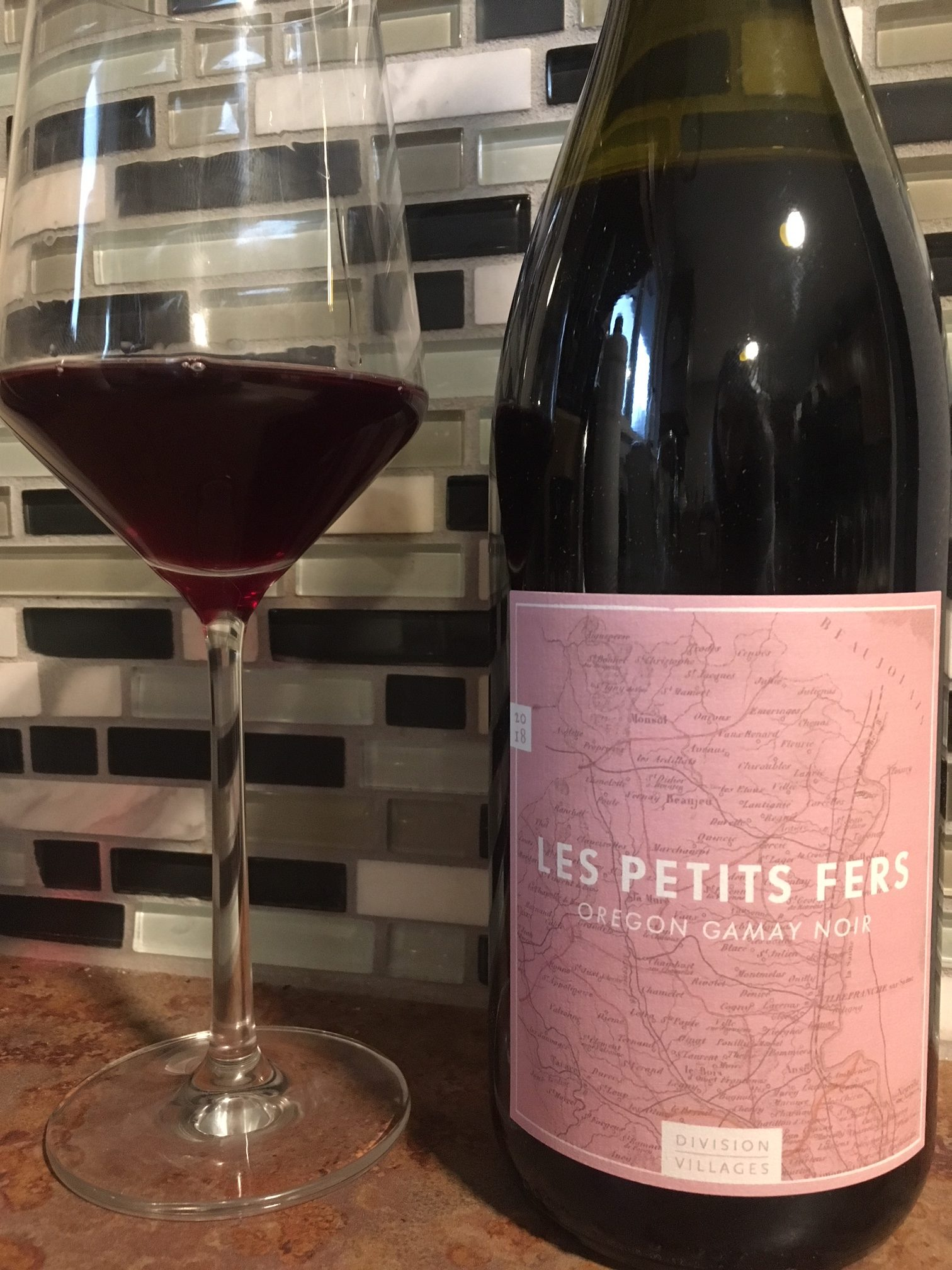 1409401efc23 Classic Gamay notes of strawberry and white pepper.